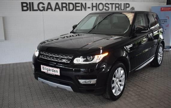 Land Rover Range Rover sport SDV6 HSE aut. 3,0
