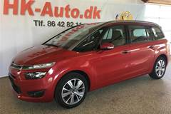 Citroën Grand C4 Picasso Blue HDi Intensive EAT6  6g Aut. 2,0