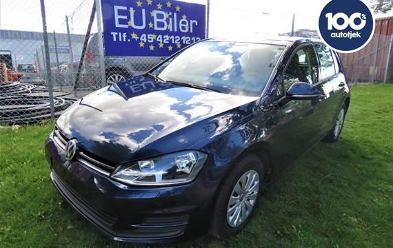 VW Golf VII TSi 125 Comfortline BMT 1,4