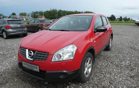 Nissan Qashqai Visia 1,6