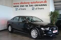 Audi A4 TDi 150 S-line Multitr. 2,0