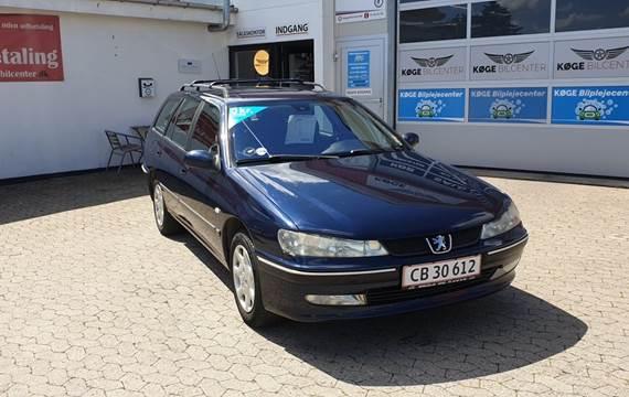 Peugeot 406 ST stc. 1,8