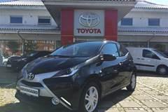 Toyota Aygo VVT-I X-Black II  5d 1,0