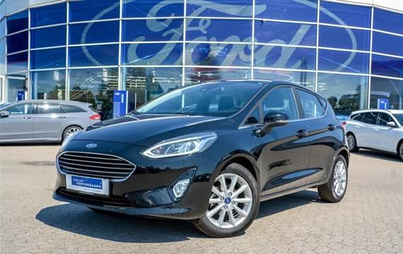 Ford Fiesta EcoBoost Titanium Start/Stop  5d 6g 1,0