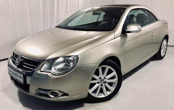 VW Eos FSi 2,0