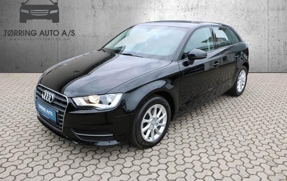 Audi A3 TDi 110 Attraction SB 1,6