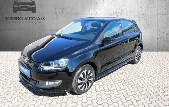 VW Polo TSi 95 BlueMotion DSG 1,0
