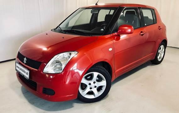Suzuki Swift GL-A 1,5