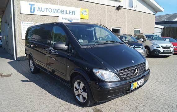 Mercedes Vito 120 CDi aut. lang 3,0