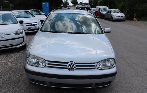 VW Golf IV 115 Comfortline Variant 2,0