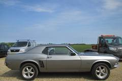 Ford Mustang V8 302cui. Coupé 4,9
