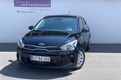 Kia Rio T-GDI Attraction  5d 1,0