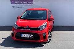 Kia Picanto MPI Attraction  5d 1,0