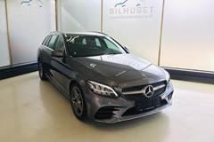 Mercedes C220 d Advantage AMG stc. aut. 2,0