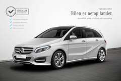 Mercedes B200 aut. 1,6