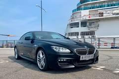 BMW 640d Coupé aut. 3,0