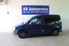 VW Caddy SDi Kombi Life 2,0
