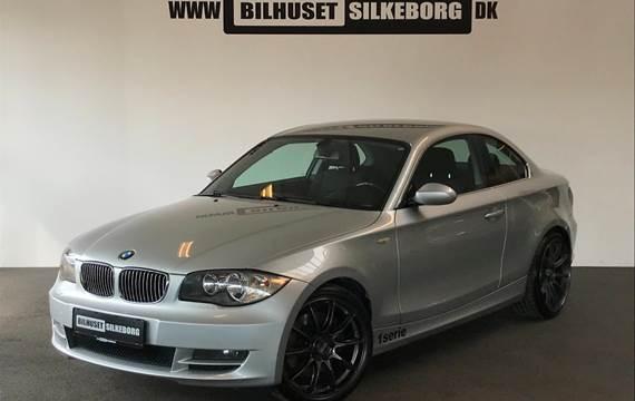 BMW 123d Coupé 2,0