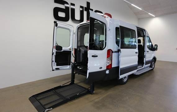 Ford Transit 310 L2 Kombi TDCi 105 Ambiente H2 2,0