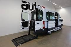 Ford Transit 310 L2 Kombi TDCi 105 Ambiente H2 FWD 2,0