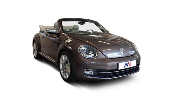 VW The Beetle TSi 160 Design Cabriolet DSG 1,4