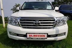 Toyota Land Cruiser V8 D-4D aut. Van 4,5