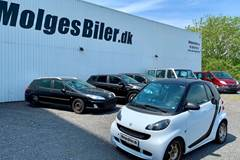 Smart ForTwo Coupé CDi 54 Pulse aut. 0,8