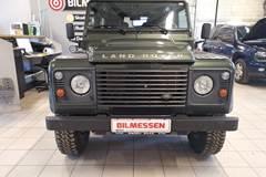 """Land Rover Defender TD4 90"""" SW SE Van 2,4"""