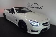 Mercedes SL63 AMG aut. 5,5