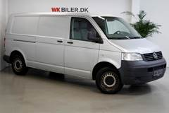 VW Transporter TDi 130 Kassevogn lang 2,5