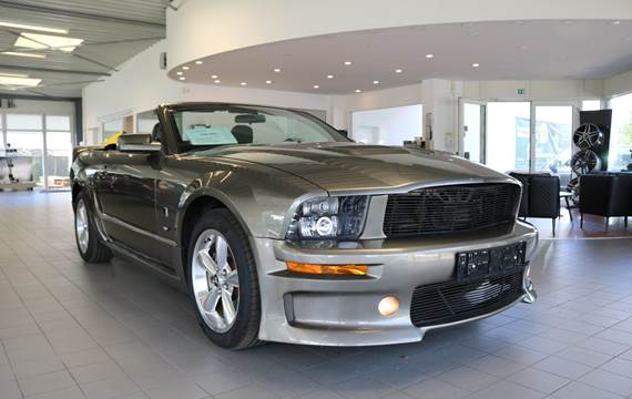 Ford Mustang GT Coupé 4,6