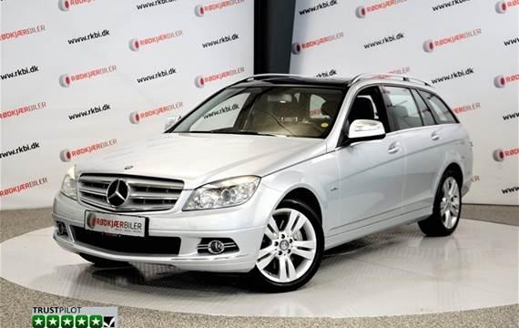 Mercedes C320 CDi Avantgarde stc. aut. 3,0
