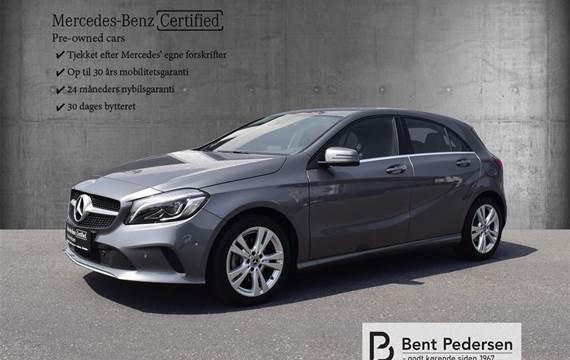Mercedes A200 200  Business 7G-DCT  5d 7g Aut. 1,6