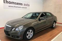 Mercedes E200 CDi aut. BE 2,2