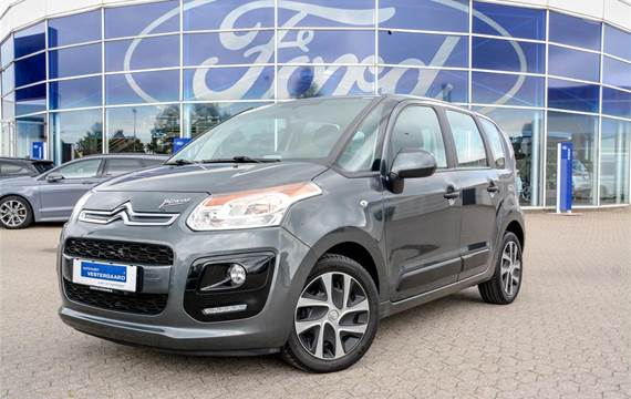 Citroën C3 Picasso VTi Seduction  1,4