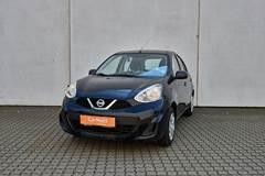 Nissan Micra Visia City 1,2