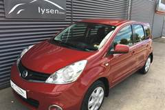 Nissan Note 16V Select Edition  Stc Aut. 1,6