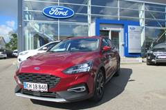 Ford Focus EcoBoost Active Business stc. 1,5
