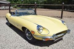 Jaguar E-Type Roadster 4,2