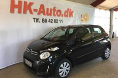 Citroën C1 VTi Scoop start/stop  5d 1,0