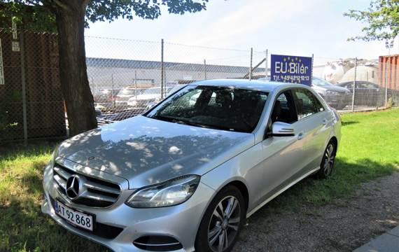 Mercedes E220 CDi Avantgarde aut. 2,2