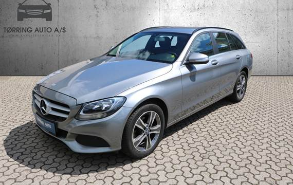 Mercedes C200 BlueTEC stc. 1,6