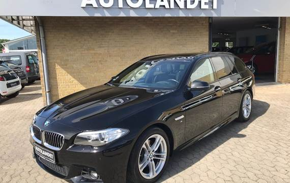 BMW 520d Touring M-Sport aut. 2,0