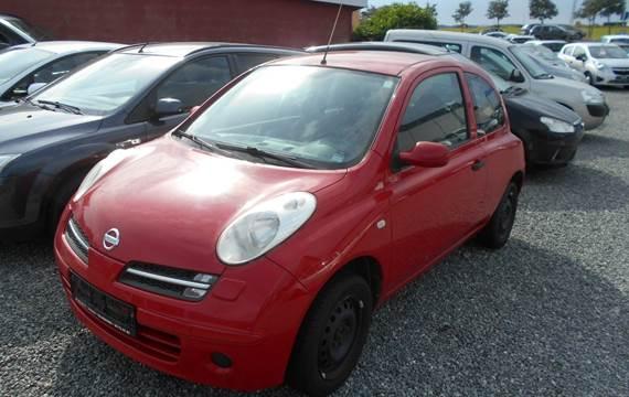 Nissan Micra KN 1,2