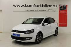 VW Polo TSi 95 BlueMotion 1,0