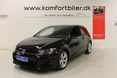 VW Golf VII GTi Performance DSG BMT Van 2,0