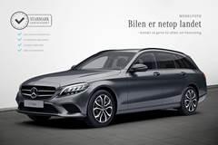 Mercedes C220 d Avantgarde stc. aut. 2,0