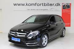 Mercedes B180 CDi Van 1,5