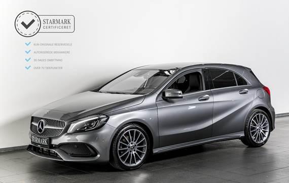 Mercedes A200 Edition 1,6