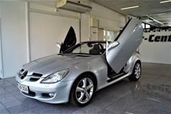 Mercedes SLK200 Komp. aut. 1,8